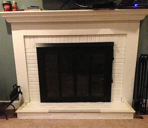 paint brick fireplace brick fireplace painting laffco painting