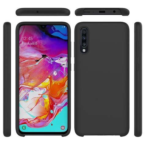 Samsung Galaxy A70 Liquid Silicone Case