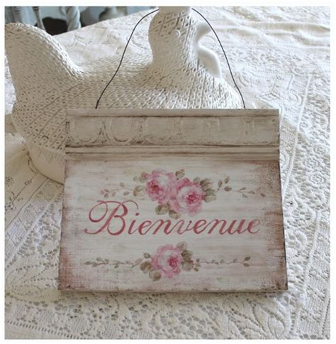French Welcome Sign Beinvenue | by Debi Coules