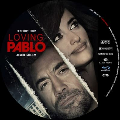 Loving Pablo - DVD Covers & Labels by CoverCity