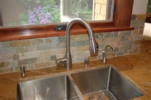 kitchen faucets for granite countertops kitchen sinks construction inc