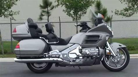 honda goldwing gl motorcycles  sale youtube