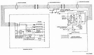 Diagram 4   Primary Personnel Heater  Shop Van  2637 U00d71563
