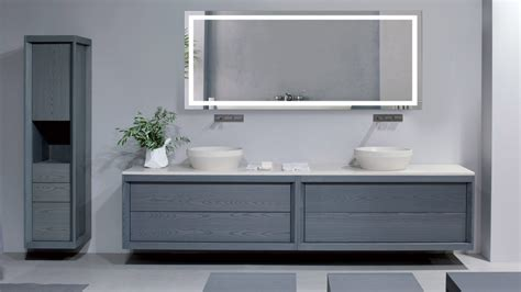 Large Bathroom Vanity Mirrors by Large Inch X Inch Led Bathroom Mirror Lighted Vanity