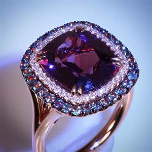 25 purple wedding ring designs trends models design With purple wedding ring