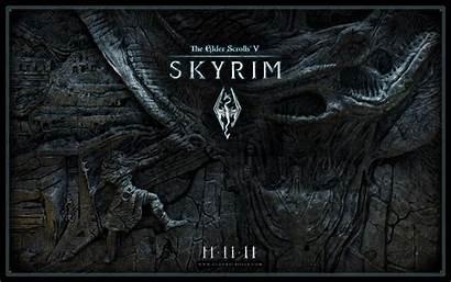 Skyrim Elder Scrolls Gaming Wallpapers Pc Story