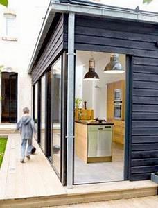 Agrandir Une Maison : exemple d extension de maison digpres ~ Melissatoandfro.com Idées de Décoration