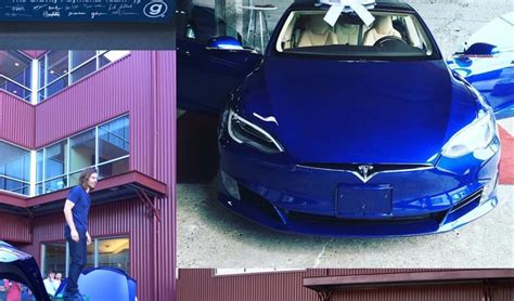gravity payments employees buy ceo  tesla model