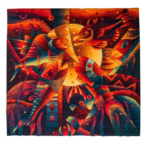 Tapisserie Gobelins by Sunset Maximo Tapestries Woven Tapestry