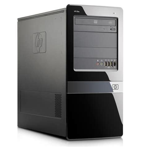 pc bureau hp i5 hp elite 7100 intel i5 650 3 go 500 go pc de bureau