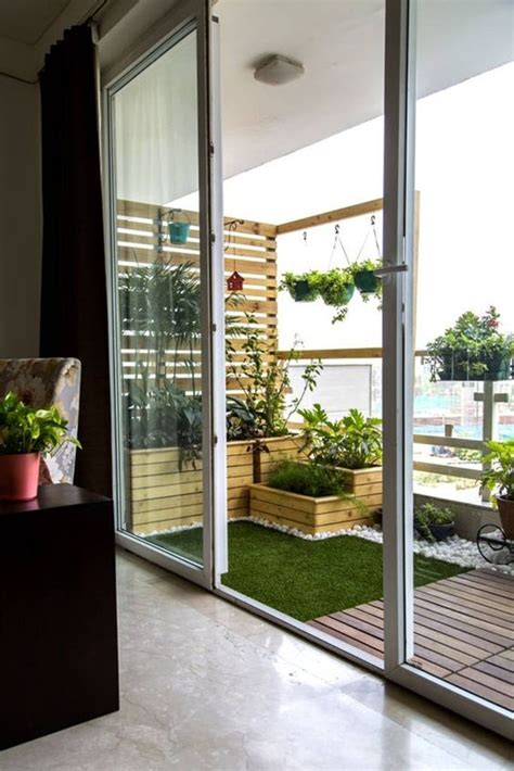 ideas  decorating small balconies  desired home