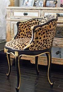 Chaise Baroque Noir : un chaise baroque pour la chambre quand et o ~ Teatrodelosmanantiales.com Idées de Décoration