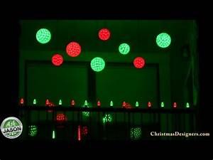 Christmas Lighting For Your Apartment or Condo Balcony
