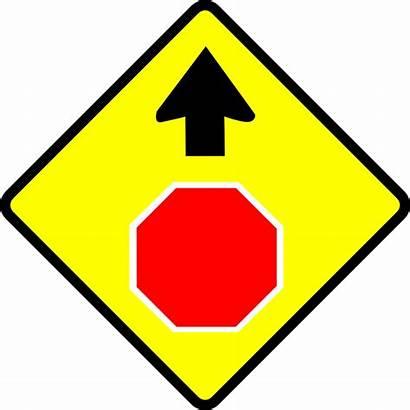 Stop Sign Caution Clip Onlinelabels