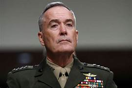 Dunford: Too early to discuss full pullout from Afghanistan…