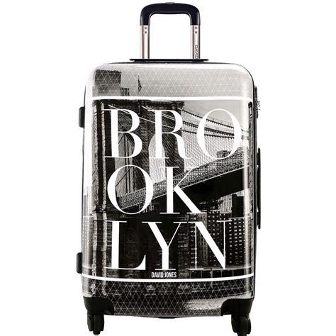 valise rigide david jones taille g 76cm ba20541g couleur principale valise pas