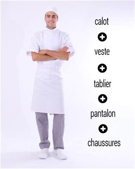 tenue cuisine vetement de cuisine et tenue de cuisine restauration