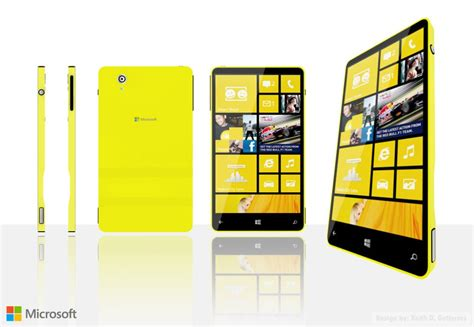 microsoft windows phone surface phone concept phones