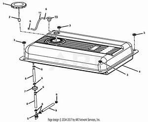 Homelite Ps906800s Powerstroke 6 800 Watt Generator Parts