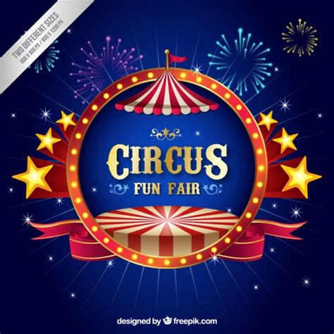 Circus Background Carnival Vectors Photos And Psd Files Free