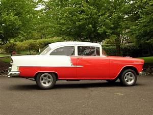 1955 Chevrolet 210 2 Door Sedan 454 Cubic In V8 4 Speed