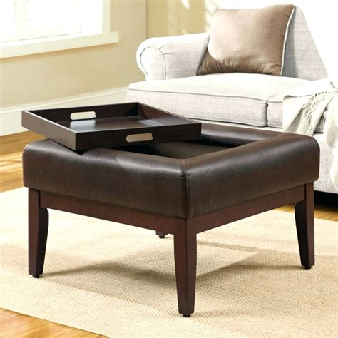 ottoman with shelf underneath furniture oversized ottoman coffee table for stylish