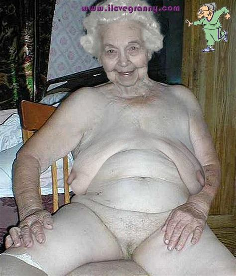 Very Old Oma Nipples