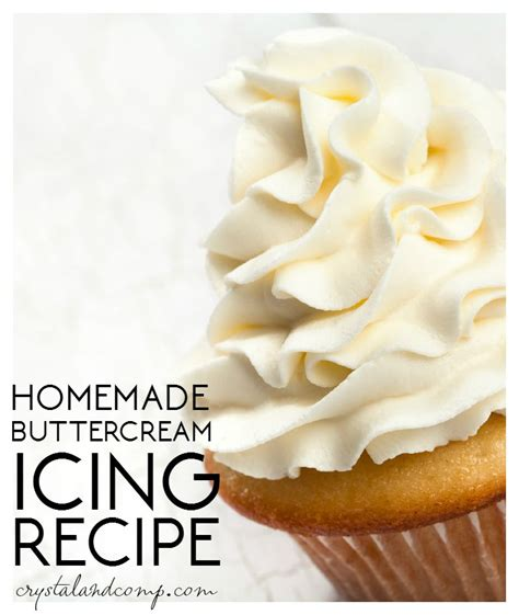 receipes for cing how to make buttercream icing