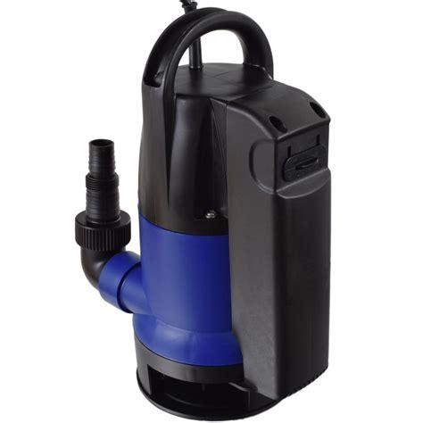 schmutzwasser tauchpumpe mit integriertem schwimmerschalter agora tec 174 schmutzwasser tauchpumpe water 400w mit