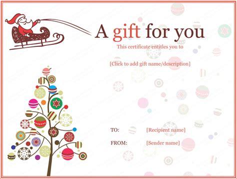 gift certificate template for kids blanks loving printable