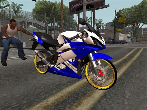 R15 Modif by Gta San Andreas Yamaha R15 Modif Mod Gtainside