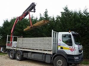 Video De Camion De Chantier : construction d 39 une terrasse en bois la livraison du chantier ~ Medecine-chirurgie-esthetiques.com Avis de Voitures