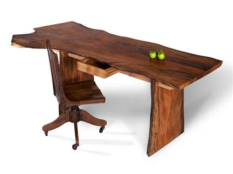 custom wooden furniture wood desk plans custom wood desks