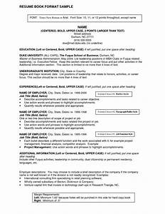 best executive resume format resume template 2018 With best executive resume format