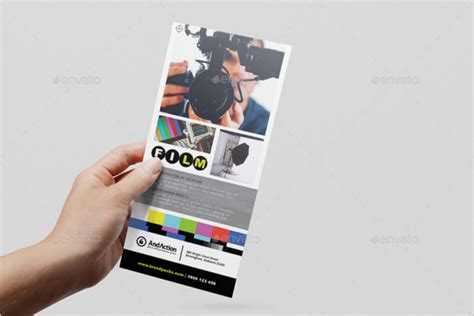 Custom Brochure Templates And Rack Brochure Templates 43 Rack Card Templates Free Word Designs Creative Template