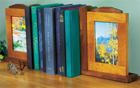 picture perfect bookends woodworking plan  wood magazine
