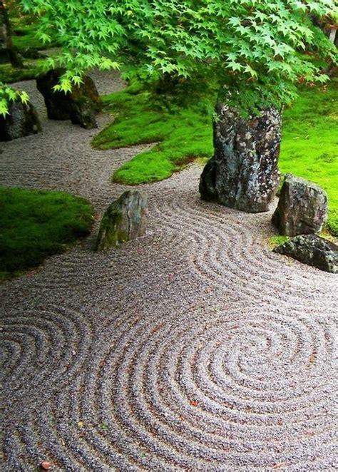 zen sand garden 33 calm and peaceful zen garden designs to embrace