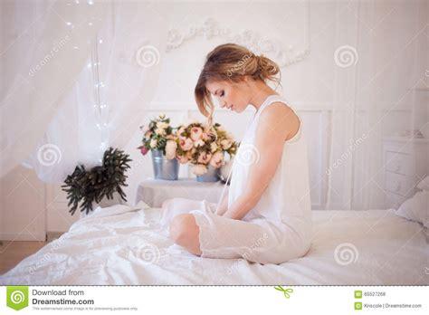 chambre a coucher femme chambre romantique