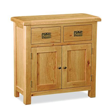 solid pine dresser salisbury oak mini sideboard