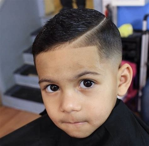 Kid Boy Hairstyles by 30 Toddler Boy Haircuts For Stylish Guys