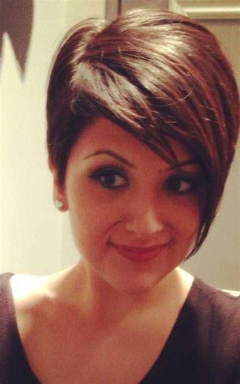 asymmetrical pixie   faces hairstyles