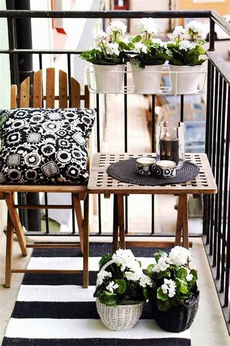Small Balcony Decorating Ideas For Modern Homes