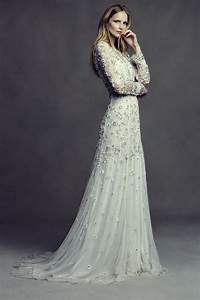 new bohemian wedding dress bhldn modwedding With boho dresses wedding