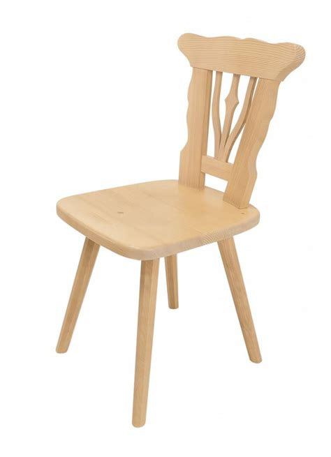 stuhl landhausstil weiß stuhl tirol esszimmerstuhl im landhausstil fichte massiv lackiert
