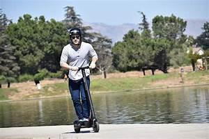 SEGWAY ES1 Foldable Ninebot KickScooter » Gadget Flow
