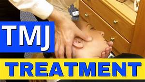 Tmj Chiropractic Adjustment  Chiropractic Jaw Pain Relief