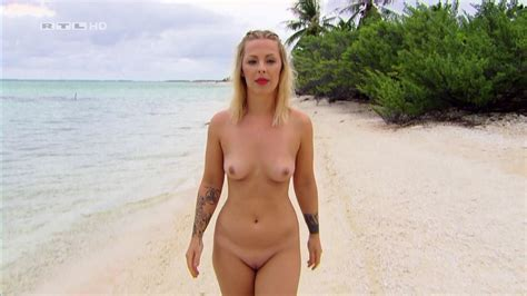 Naked Leonore Bartsch In Adam Sucht Eva