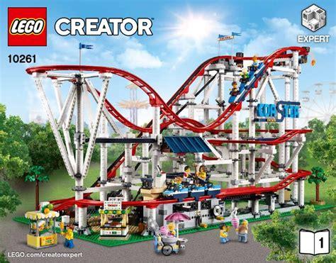 lego advanced models instructions childrens toys