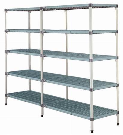 Shelves Shelving Unit Metromax Polymer Metro Labrepco
