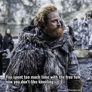 Tormund Giantsb... Free Folk Quotes